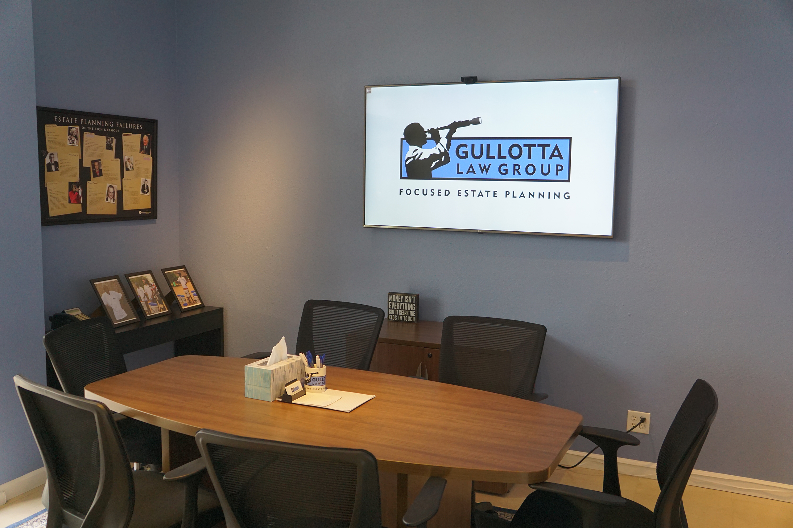 Gullotta Law Group Conference Room